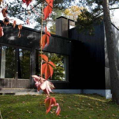 Villa Kokkonen - an artist´s home and atelier designed by Alvar Aalto