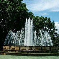 Nargaret Island Fountain