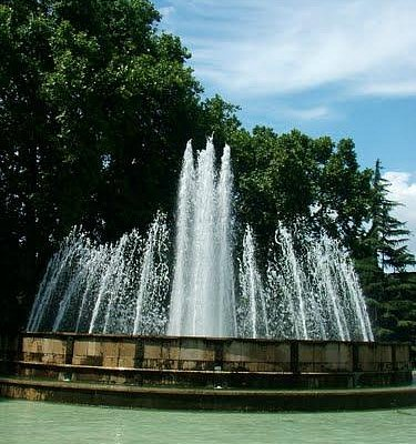 Nargaret Island Fountain