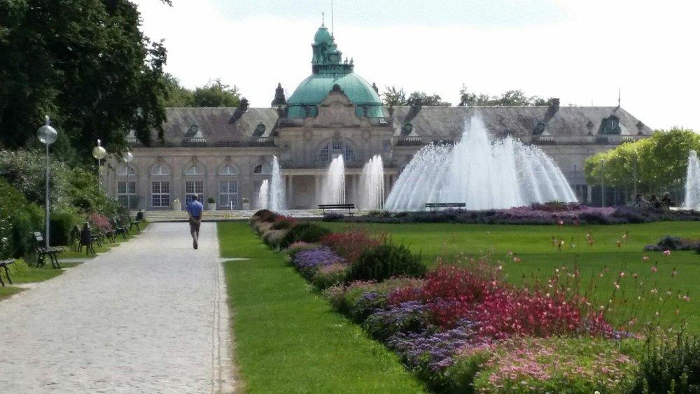 Prachtig park,  erg geschikt voor een mooie wandeling.