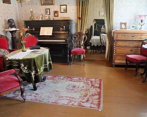 Уютный и домашний музей