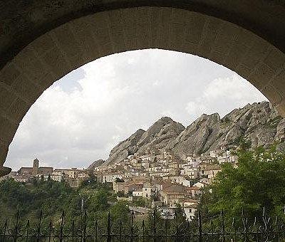 Panorama Pietrapertosa