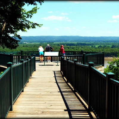 overlook, Trail of Tears State Park, MO