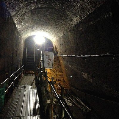 The main tunnel