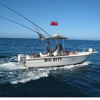 Big Bite fishing charters