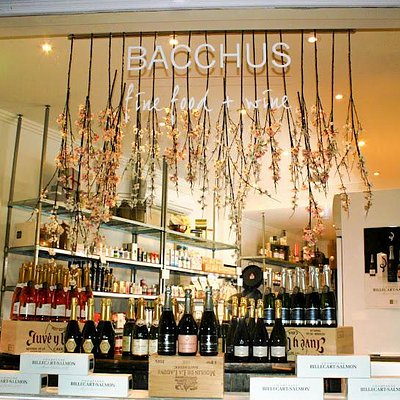 BACCHUS fine food and wine