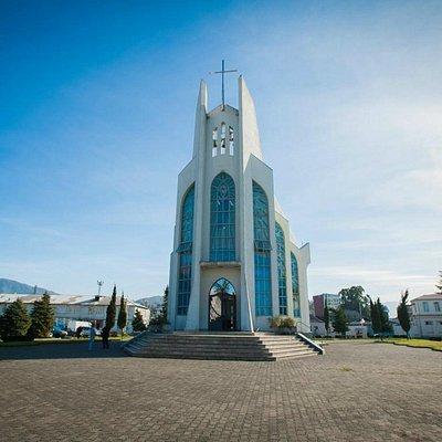 Batumi Catholic church