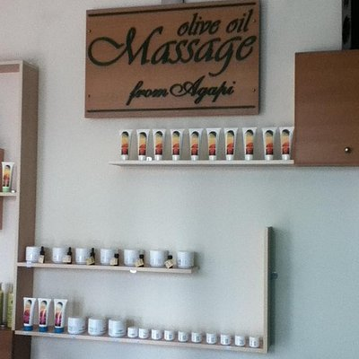 massage from agapi!!!