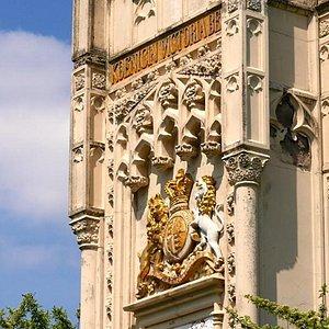 Königin Victoria Denkmal. (c) 2014 Achim Munck