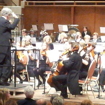 Grote Zaal, Utrechtsch Studenten Orkest