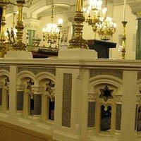 Synagogue de rite portugais a Paris
