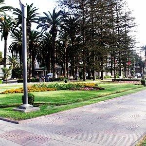 Parc des villes jumelées - Mohammedia Moroccco