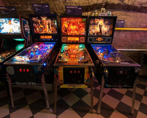 Some of the most popular pinballs