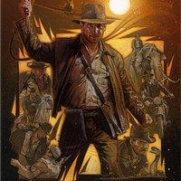 Drew Struzan, Artist Proof No. 1, Indiana Jones DVD Trilogy
