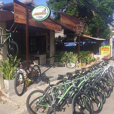 Phangan Bicycle Tours