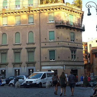 Photo of Piazza Trilussa taken with TripAdvisor City Guides