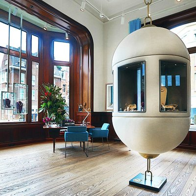 former bank directors office transformed into beautiful jewelry store