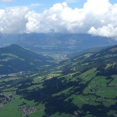 Panorama da Choralpe