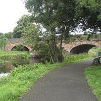 Hillsborough Rd Bridge