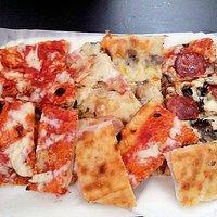 la pizza di Roby (gusti vari)