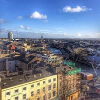 A view of Cork city