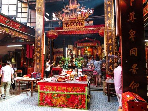 Sze Ya Temple