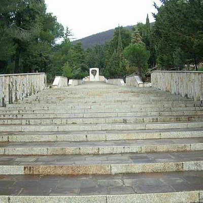 scalinata principale