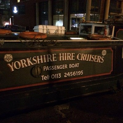 Lovely Boat Driver and Nice food
