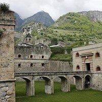Porta Francia - Forte Albertino (Vinadio)