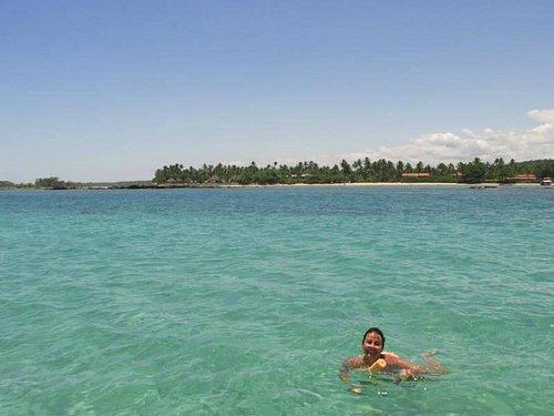 Snorkeling na Ilha de Caitá
