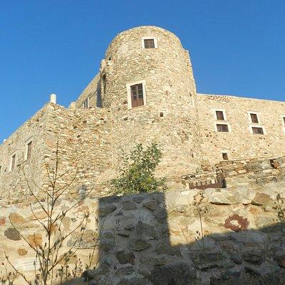 Vista externa do museu
