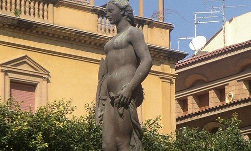 La Cerere (Piazza Umberto I) Gela