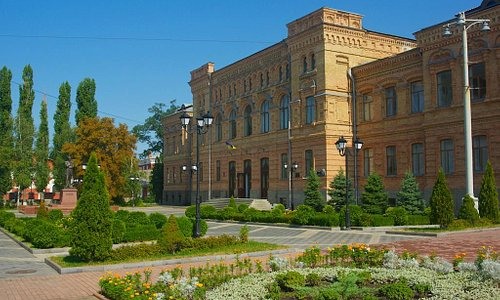 Kirovograd: Archaeology Museum of Vynnychenko State Pedagogical University
