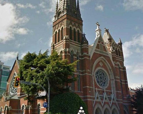 St Andrew's Cathedral - 7/20/2014