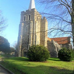 St Marys Church Minster
