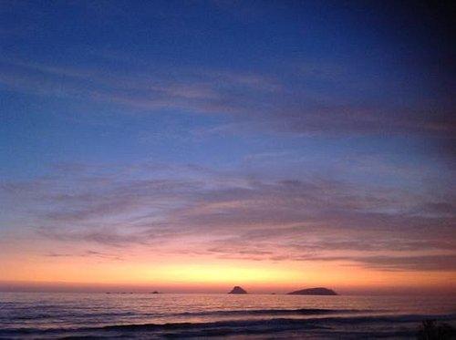 Sunset Playa Los Pulpos