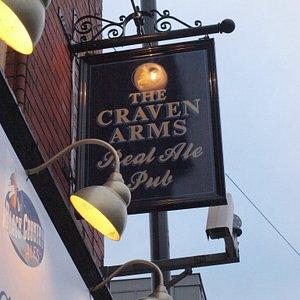 Historic real ale tavern.