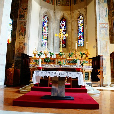 Altare-S.Francesco-Gubbio