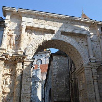 Porte Noire de Besançon