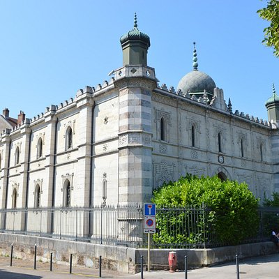 Synagogue de Besançon