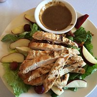 Apple, Bacon and Chicken Salad