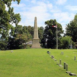 Confederate Memorial Monument