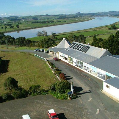 Dargaville Museum situated in Harding Park with magnificent views overlooking the district