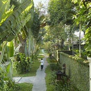 Kayumanis Sanur Walkway