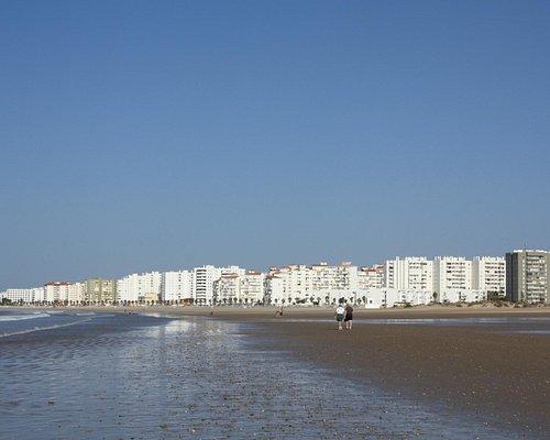 Desde la playa de Levante