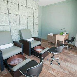 Elevate Spa Treatment Room
