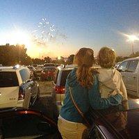 Cougar's Fireworks!