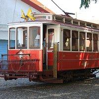 Luxus tramcar