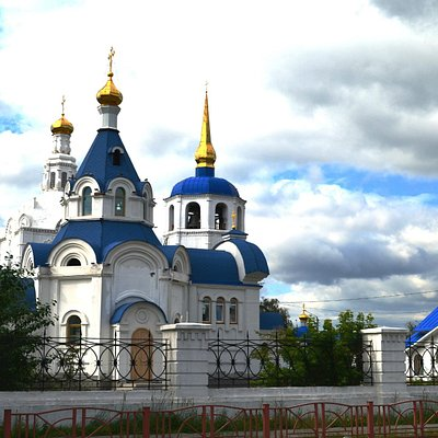 Odigythry cathedral of Ulan-Ude