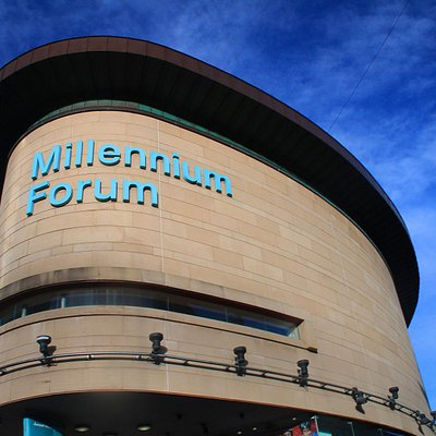 Millennium Forum Theatre & Conference Centre Derry ~Londonderry